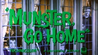 Download Munster, Go Home! full theatrical trailer Video