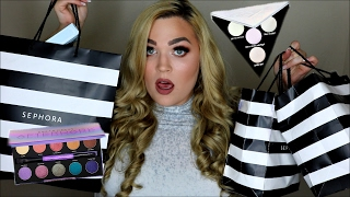 Download HUGEST Sephora Haul Ever (It's Lit)! What's NEW At Sephora 2017 Video