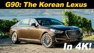 Download 2017 Genesis G90 Review and Road Test - DETAILED in 4K UHD! Video