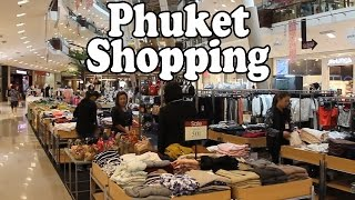 Download Phuket Thailand Shopping: Phuket Shopping Centres, Markets, Street Shops & Shopping Malls Video