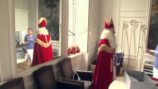 Download Paul's wens: Fotoshoot als Sinterklaas Video