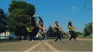 Download Farruko - Chillax - Dancehall - Zumba fitness choreo by Claudiu Gutu Video