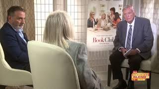 Download Diane Keaton and Andy Garcia talk ″Book Club″ Video