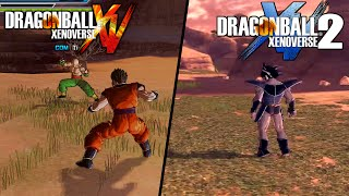 Download Dragon Ball Xenoverse 2 VS Xenoverse 1 Graphics Comparison [1080P 60FPS] - E3 2016 Video