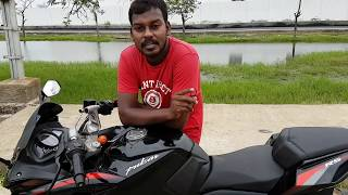 Download Pulsar RS 200 Cruise Control Demo Video