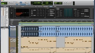 Download Avid Pro Tools 12.6 : New Features - Clip Fx, Playlist , Fades, Freeze Functions Video