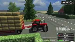 Download Bale driving ★ Bloopers in Farming Simulator [HD] Video