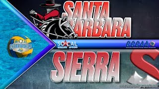 Download 2017 CCCAA Water Polo Women's Final: Santa Barbara v Sierra Video