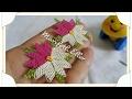 Download İğne Oyası Kalpli Çiçek Modeli Anlatımlı Yapılışı | 46. Model Video