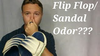 Download How To Get Odors Out of Flip Flops or Sandals-Tips & Tricks Video