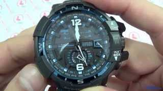 Download Casio G-Shock GW-A1100FC-1AER Review Video