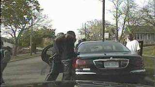 Download Dash cam video of assault on Kalamazoo Public Safety Officer Anthony Morgan Video