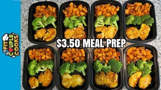 Download How to Meal Prep - Ep. 56 - CHICKEN BROCCOLI SWEET POTATO Video