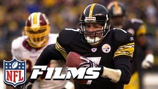Download #9 Ben Roethlisberger | NFL Films | Top 10 Rookie Seasons of All Time Video