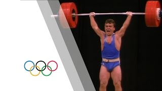 Download The historic battle for Atlanta Weightlifting gold   Olympic History Video