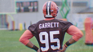 Download Browns Rookie Minicamp 2017: Day 1 Action Video