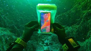 Download Found a Working iPhone X Underwater in the River! (Returned Lost iPhone to Owner) Video