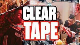 Download Clear Tape Effect Photoshop Video