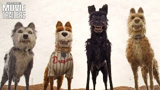 Download ISLE OF DOGS | First trailer for Wes Anderson's Stop-Motion Animated Movie Video
