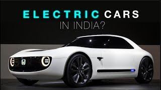 Download 5 Amazing Electric Cars From Auto Expo India 2018! Video
