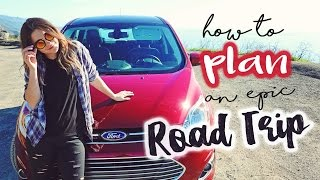 Download How to PLAN an EPIC ROAD TRIP Video