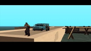 Download GTA san andreas 2 - Mission # 5 - Aztecas and rifas (Eng version) Video