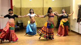 Download HAMARI ATARIYA - BELLYWOOD - BANJARA SCHOOL OF DANCE Video