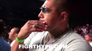 Download FERNANDO VARGAS REACTS TO MIKEY GARCIA'S IMPRESSIVE WIN OVER ADRIEN BRONER: ″HE'S A PHENOM″ Video