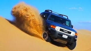 Download Wind, Sand & Fire: 2014 Toyota FJ Cruiser Takes A Last Desert Ride! - Epic Drives Ep. 27 Video