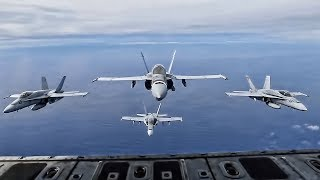 Download Marine Corps Aviation • F/A-18 Hornet Mass Launch (2019) Video