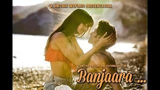Download Hrithik Roshan & Katrina Kaif    Banjara VM Video