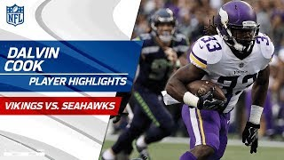 Download Every Dalvin Cook Play Against Seattle | Vikings vs. Seahawks | Preseason Wk 2 Player Highlights Video