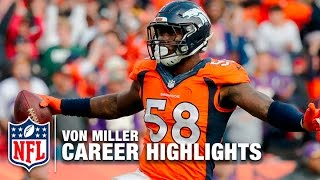 Download Von Miller Career Highlights | NFL Video