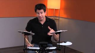 Download Roland TD-1K Electronic Drum Kit Demo - Sweetwater Sound Video
