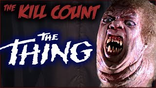 Download The Thing (1982) KILL COUNT Video