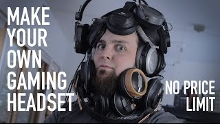 Download Make Your Own Gaming Headset - $200-$1000 (High-End) Video