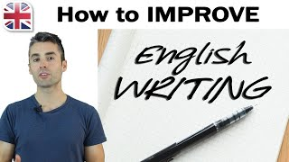 Download How to Improve Your English Writing - English Writing Lesson Video