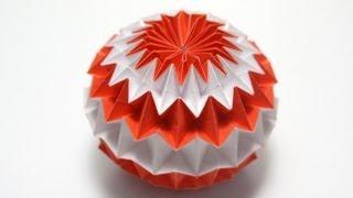 Download Origami Magic Ball (Dragon's Egg by Yuri Shumakov) Video