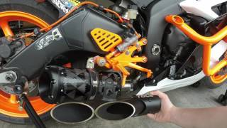Download TOCE vs. Two Brothers Exhaust on 2007 R6 no cat Video