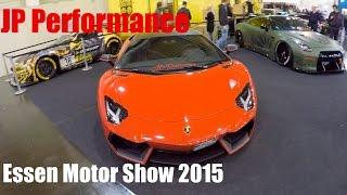 Download JP Performance Stand auf der Essen Motor Show 2015 Video