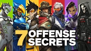 Download 7 Secrets about Overwatch's Offense Heroes by Jeff Kaplan (Feat. Unseen Character Concept Art) Video