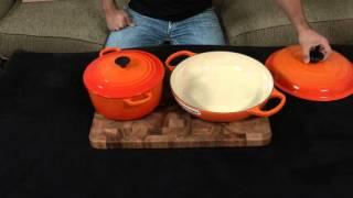 Download Le Creuset — Braiser vs. Dutch Oven. Video
