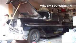 Download Will it run??? 1956 Chevy Bel-Air 2-Door Hardtop Part 1 Video
