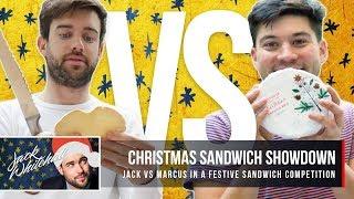 Download JACK vs. MARCUS! The Christmas Sandwich Showdown 2018! Video