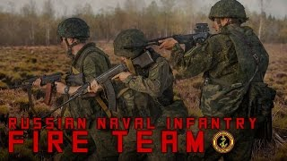 Download Russian Naval Infantry Fire Team Tactical Gear Heads | Gruppa Soldati | AIRSOFTGI Video