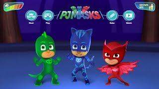 Download PJ Masks - Web App Gameplay (app demo) Video