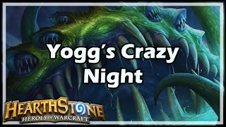 Download [Hearthstone] Yogg's Crazy Night Video