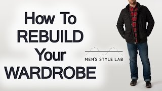 Download Build Your Wardrobe in 30 Minutes for Less Than $1000 | Men's Style Lab Clothing Box Service Review Video
