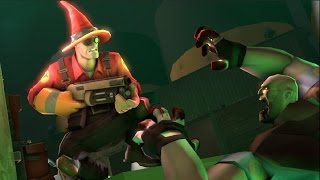 Download RAINING ZOMBIES! TF2 Zombies, Muselks Meatshield - More Servers! Video
