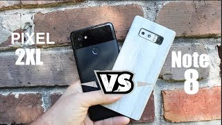 Download 10 Reasons The Pixel 2 XL IS Better Than The Galaxy Note 8! Video